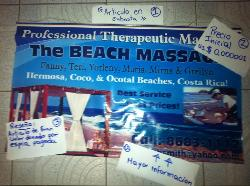 Beach's Massage