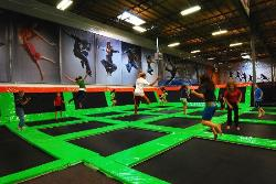 ‪Elevated Sportz Indoor Trampoline Park‬