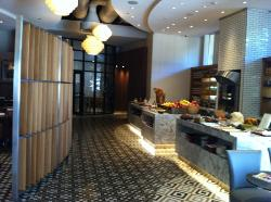 34 Restaurant of Grand Hyatt Istanbul