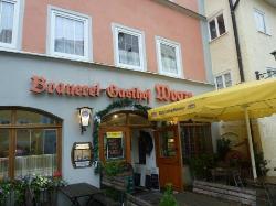 Woaze Gasthof Weizenbrauerei