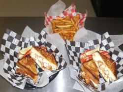Grilled Cheese & Crab Cake Co