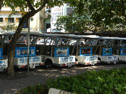 Hanoi Electrical Bus Tour
