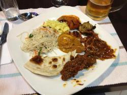 Hotel Indraprastha - Restaurant