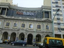 Shopping Patio Bullrich