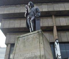 Priestley's Statue