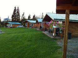 Glacier View Cabins