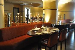 Saffron - authentic Indian fine dining at Jaipur Marriott