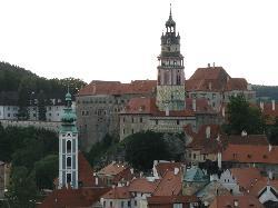Zamek Český Krumlov