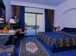 康大維港哈茲魯勃塔拉薩及溫泉飯店