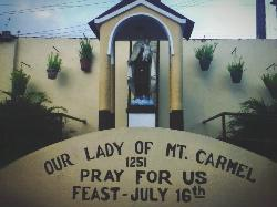 Our Lady of Mt Carmel Church