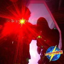 Laserforce - the ultimate laser game
