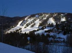 Chalet Saint Sauveur Mont Habitant Resort Ski & La