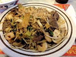 Ton's Mongolian Grill BBQ
