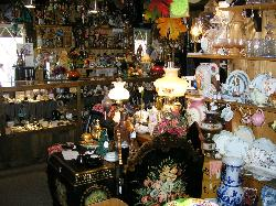 The Chalet Antiques Barn & Museum