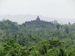 Plataran Borobudur Resort & Spa - view
