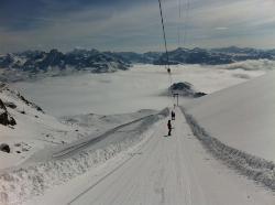 Davos Skiing Ressort