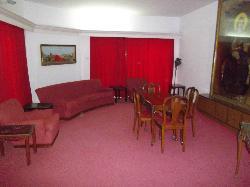 Red room where he had mafia meetings
