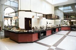 Buffet at Baraza