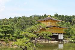 Det Gyldne Tempel (Kinkaku-ji)