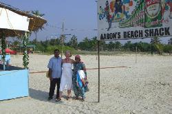 Aaron's Beach Shack