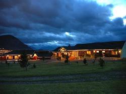 Hotel Salmo Patagonia Lodge