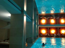 Piscine du Sofitel Varsovie