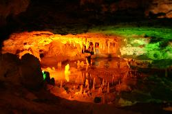 Caverns in Color
