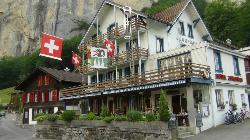 Hotel Jungfrau Lauterbrunnen