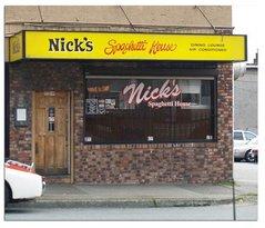 Nick's Spaghetti House
