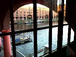 View from 1st Floor Restaurant
