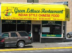 Green Lettuce  Indian Style Chinese Restaurant