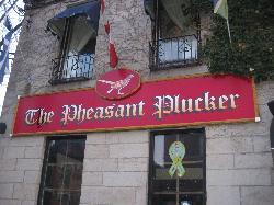 The Pheasant Plucker