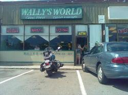 Wally's World Restaurant