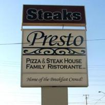 Presto Pizza & Family