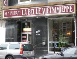 La Belle Vietnamienne Restaurant