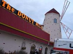 ‪The Donut Mill‬