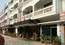 Hotel Tathagat International Restaurant