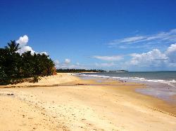 Barra do Cai Beach