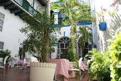 Restaurante Patio Santodomingo