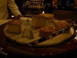 Cheese Trolley Le Normandie