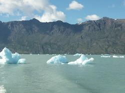 Onelli Glacier