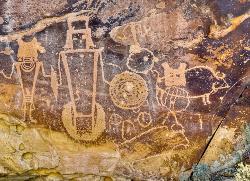 McKee Springs Petroglyphs