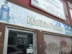 Martin's Pizza