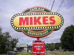 Restaurants Mikes