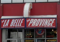 Restaurant La Belle Province