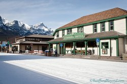The Canmore Hotel
