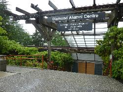 ‪Diamond Alumni Centre‬