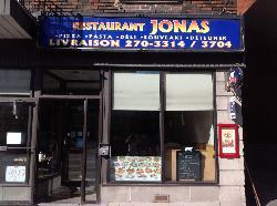 Jonas Restaurant