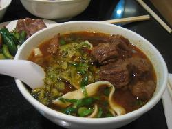 Huang's Beef Noodle