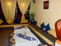 Marrakech Tent Restaurant